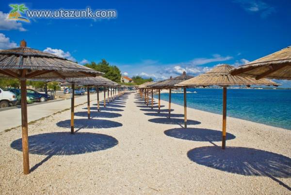 Horvátország - Vir sziget - magánszállás -kedvezmények