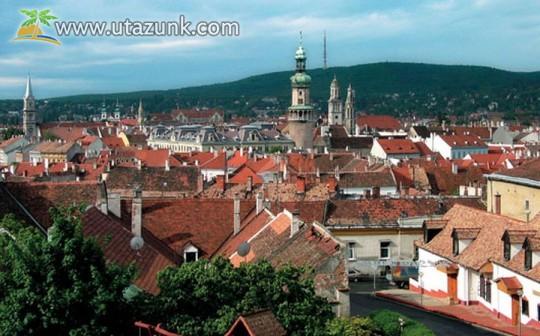 Soproni látnivalók