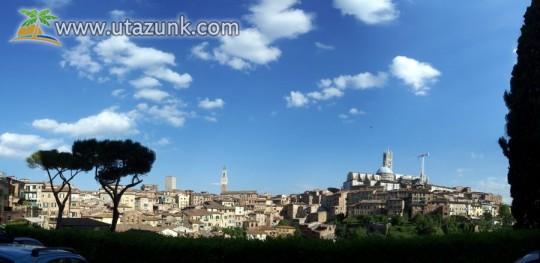 Ősszel a leggyönyörűbb Toscana