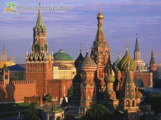 Az orosz művészetek központja: Moszkva