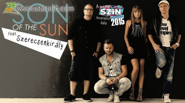 A SZIN 2015 hivatalos dala: New Level Empire feat. Szerecsenkirály - Son of the Sun