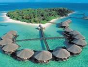 Maldív-szigetek: a földi paradicsom