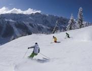 Síelés Tirolban