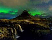 A Kirkjufell hegy az egyik leggyönyörűbb hely a világon