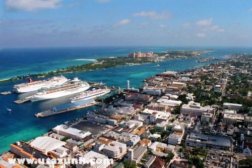 Nassau, Bahama szigetek