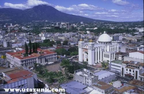 San Salvador, Salvador