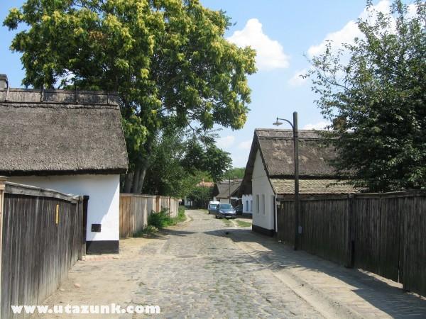 Csongrád - Régi belváros