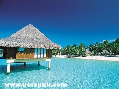 Bora Bora az álmok szigete