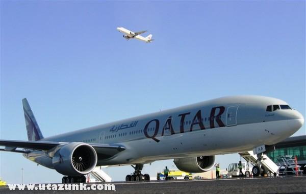 Qatar Air - Boeing 777