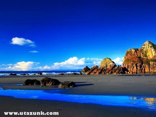 Álom part és sziklák