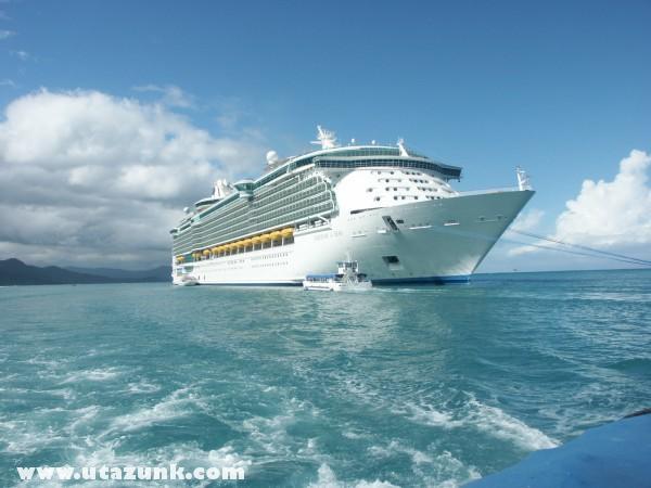 Ki akar a Royal Caribbean fedélzetén utazni?
