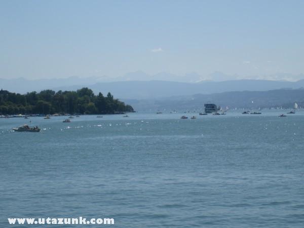 Zürichi tó
