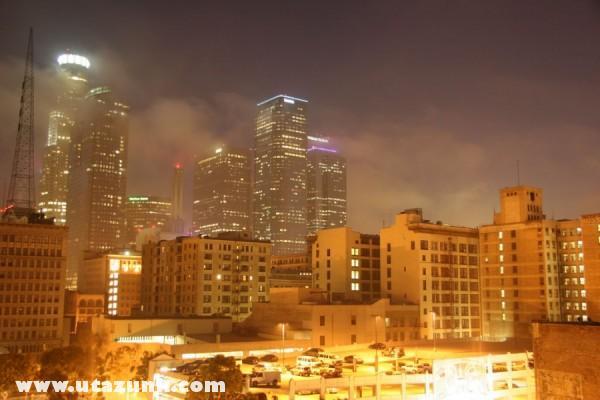 Los Angeles-i éjszaka