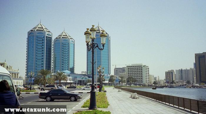 Sarjah, az új arab világ