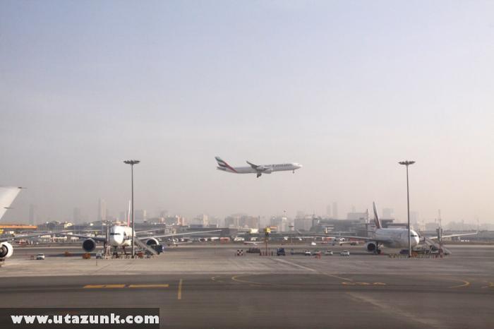 Sarjah - Nemzetközi reptér