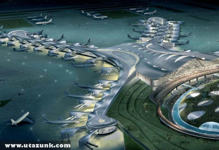 Abu Dhabi - A jövõ reptere