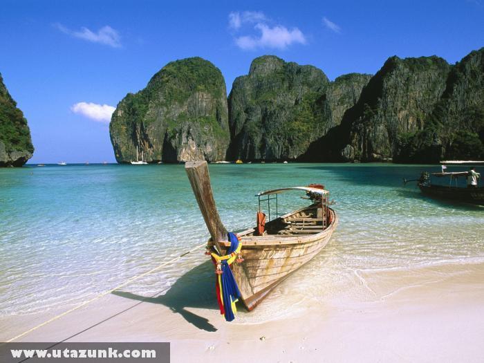Egy álom csak Thaiföld