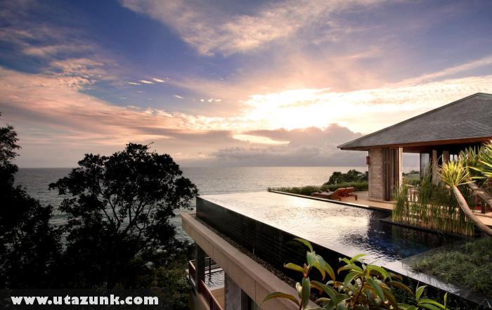 Phuket - Medence az emeleten!