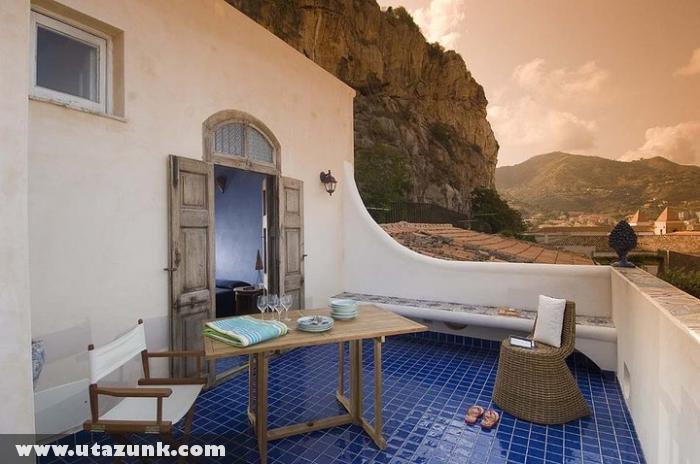 Szicília - Otthon a sziklában