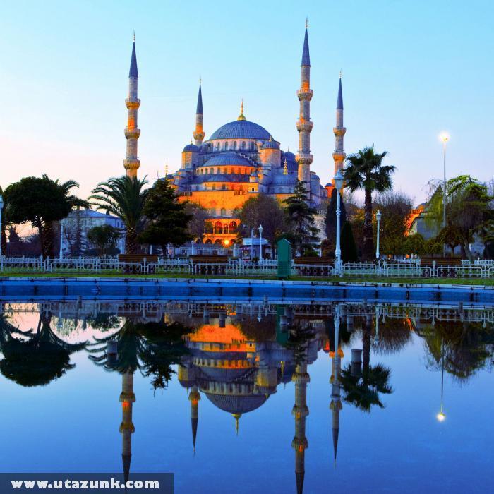 Isztambul mecset