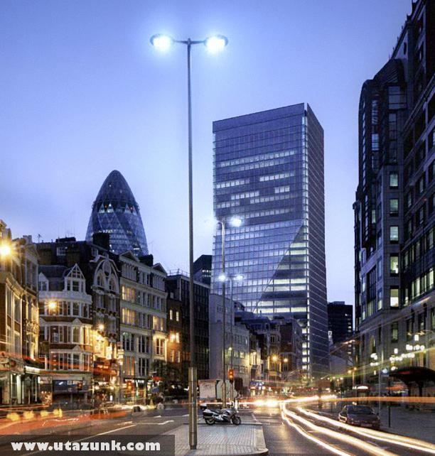 London fényei