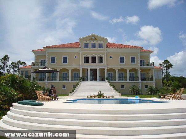 Magánház a Bahamákon