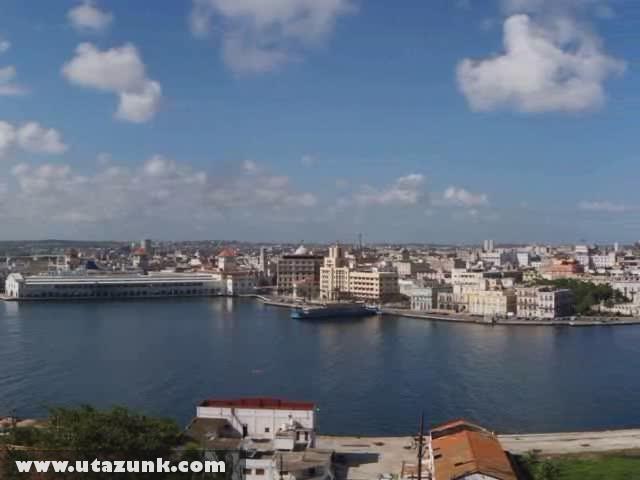 Havanna - Panoráma