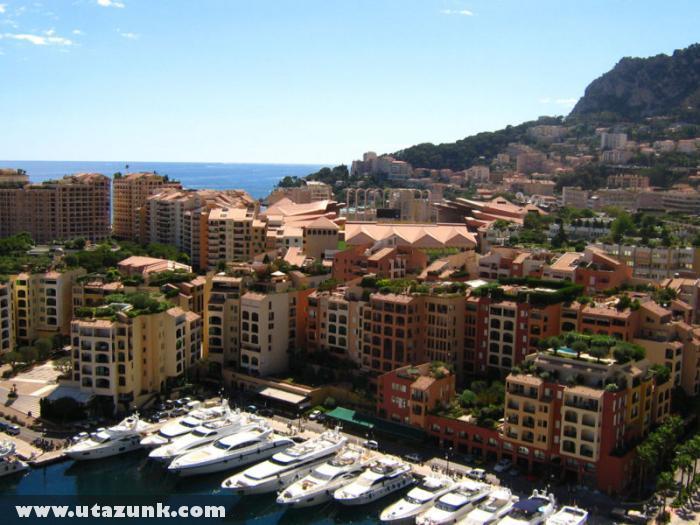 Monaco, Fontvieille váosrész