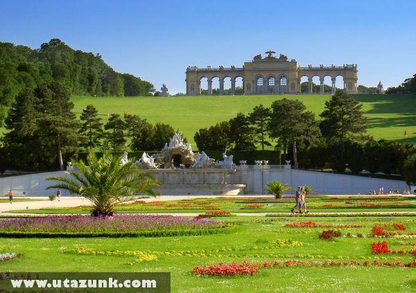 Bécs, Császári kert