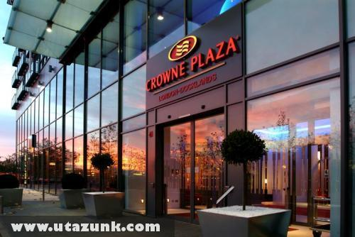 London, Crown Plaza