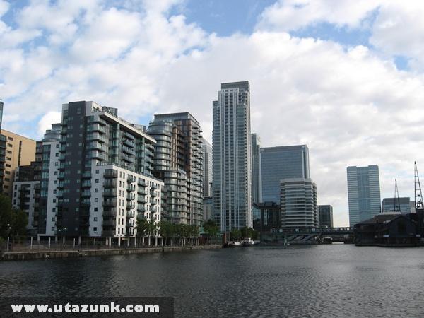 London, Docklands
