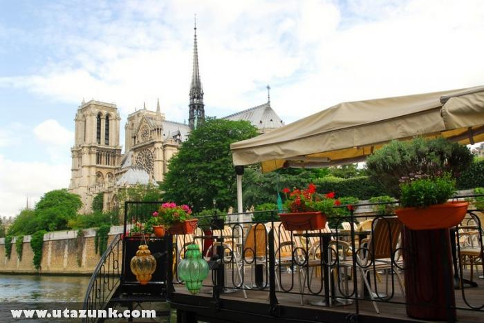 Párizs, Szajna part
