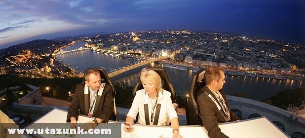 Vacsora a Duna felett