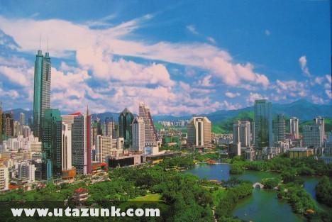 Kína, Shenzhen