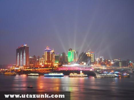 Kína, Chongqing