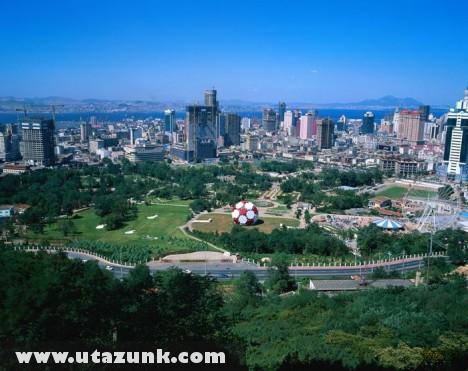 Kína, Dalian