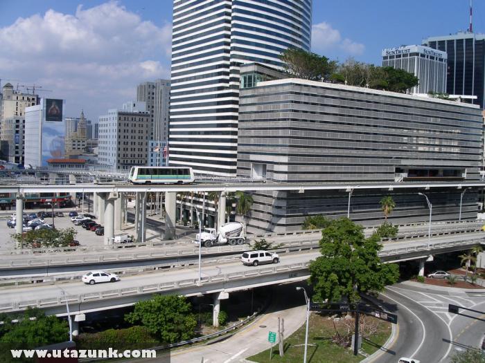 Közlekedés Miamiban