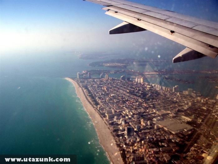 Miami Beach a levegõbõl