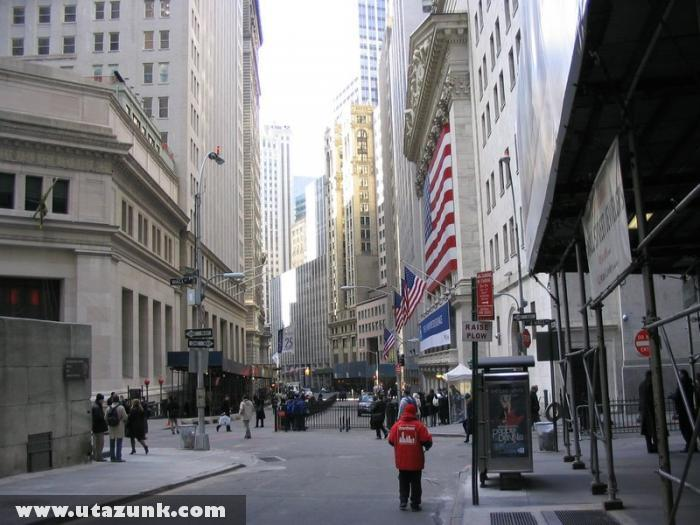 New York, Wall Street