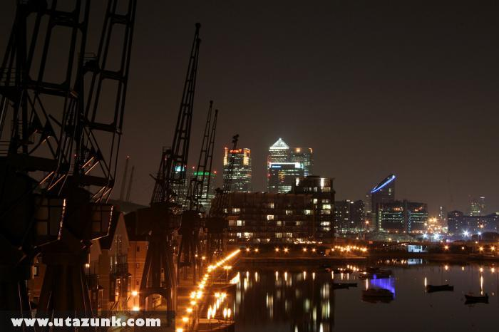 London, Docklands