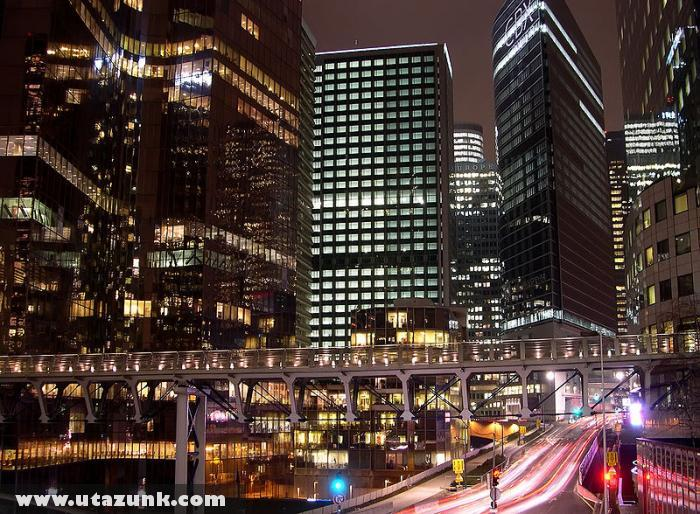 La Défense: Párizs új városrésze