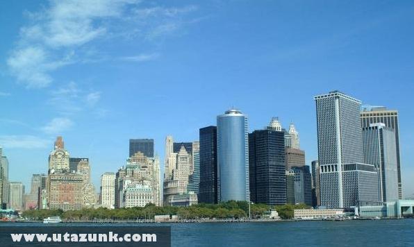 Manhattan, Múlt és jelen találkozása