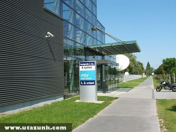 A Magyar Televízió új székháza