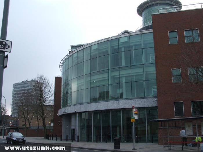 A BBC székháza