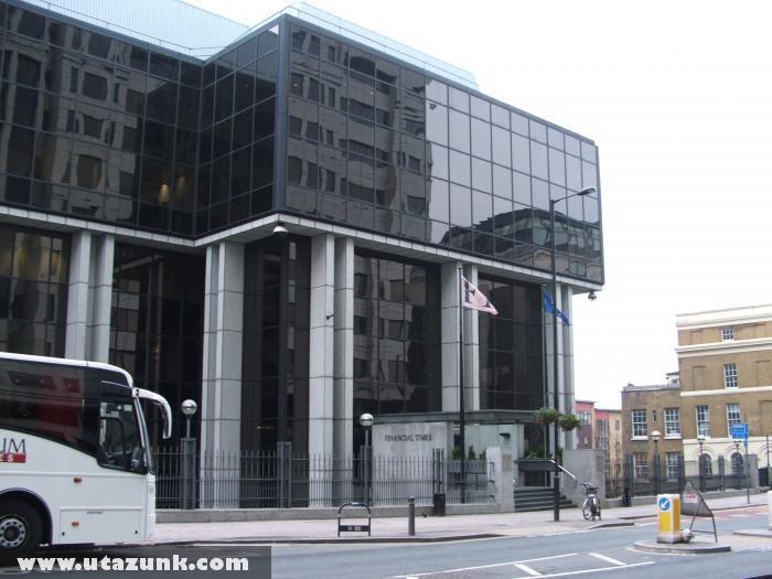 A Financial Times székháza