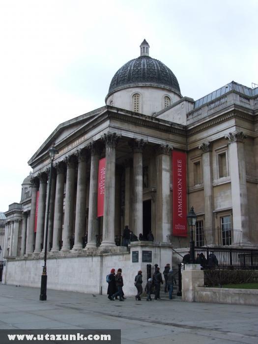 London, Nemzeti Galéria
