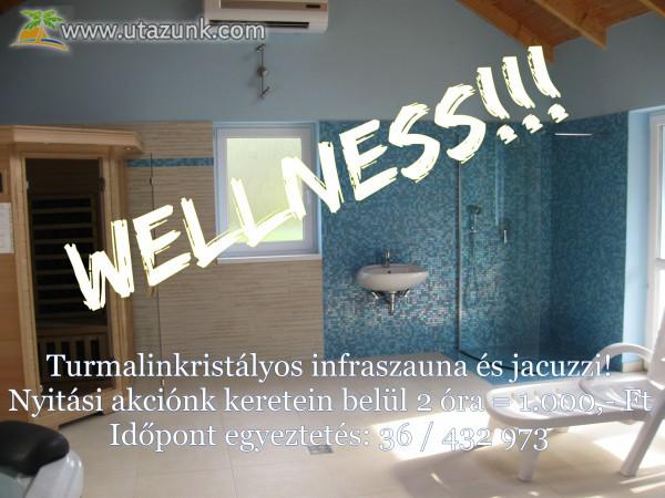 Megnyitott a verpeléti Villa Rigo Wellness ház