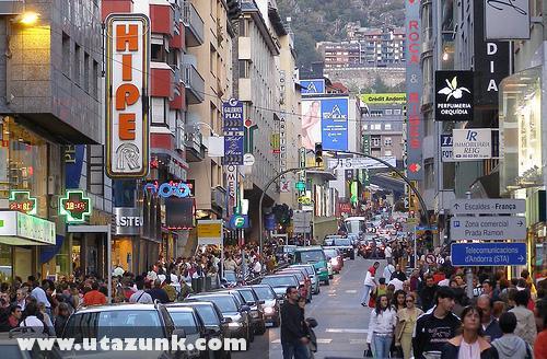 A modern Andorra
