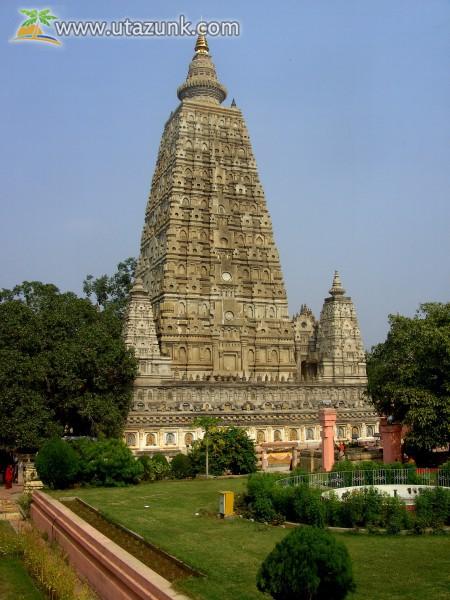 A Mahabodhi-templom - India