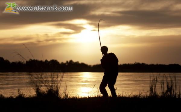 A horgászat népszerű nyári kikapcsolódás